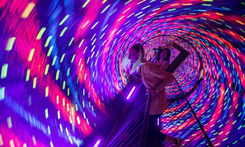 Vortex tunel